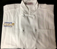 Embroidered Chef Coat